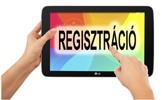 Regisztráció, ábra