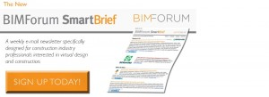 BIM Forum Smart Brief – Hírlevél