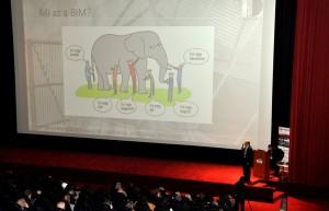 BIM konferencia 2016. január 28. – lezajlott