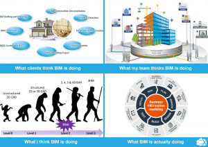 What are you actually doing with BIM?